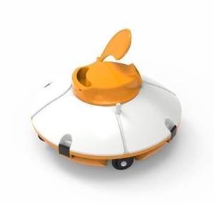Robot sans Fil piscine Frisbee Bestway 12702 robot piscine tubulaire