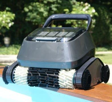 8streme 7320 Robot piscine 11 x 5,5 m taille du bassin à nettoyer