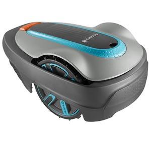 Appareil robot tondeuse de marque Gardena 15002-26 gamme Sileno City 500 m²