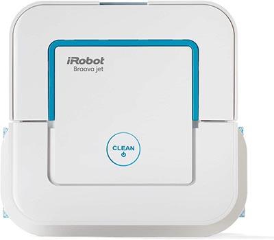 Braava jet 240 iRobot B01IEEVE76 robot nettoyeur 3 fonctions guide achat