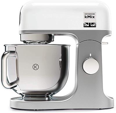 Kenwood kMix KMX750WH Robot de cuisine, multifonction pâtissier meilleur prix