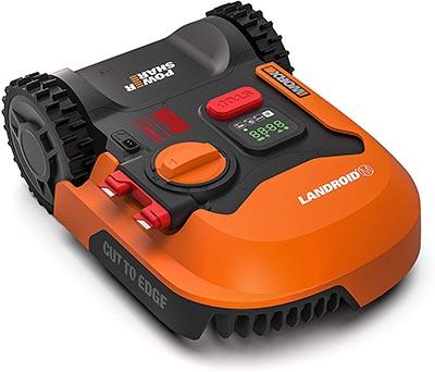 Robot 500 m² Worx modèle WR141E meilleur matériel pour tondre le gazon avis et test de la clientèle guide