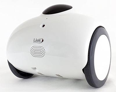 Robot LKM-HEROB LKM Security appareil de surveillance pour la maison robotisée guide achat