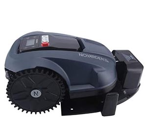 Robot gazon Novarden NRL550 Connect Pelouse de 500 mêtres carré