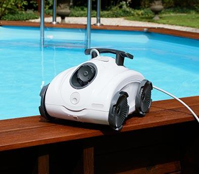 Robot pour piscine hors-sol 8Streme 5210-J200 créateur en robotique