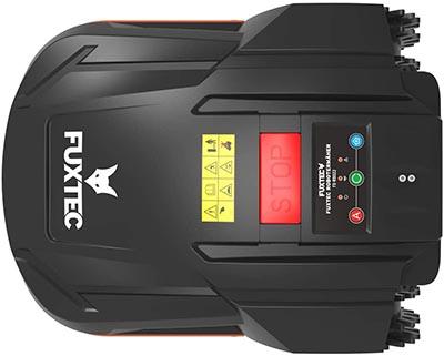 Robot tondeuse électrique Fuxtec FX-RB022 pour gazon 800 m²