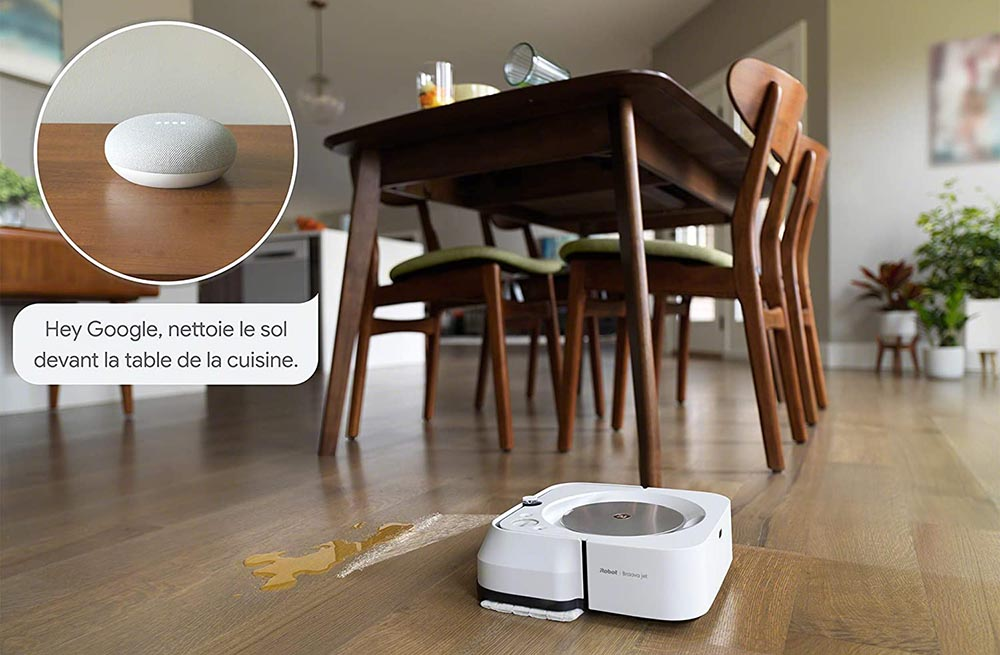 Meilleur robot laveur de sol - Guide achat, test avis client