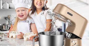 Meilleur robot pâtissier guide achat, comparatif, test, avis clients
